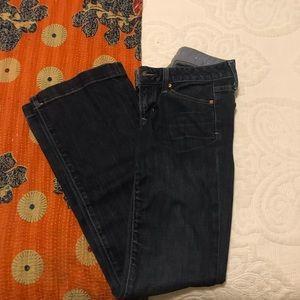 GAP trouser jeans wide leg